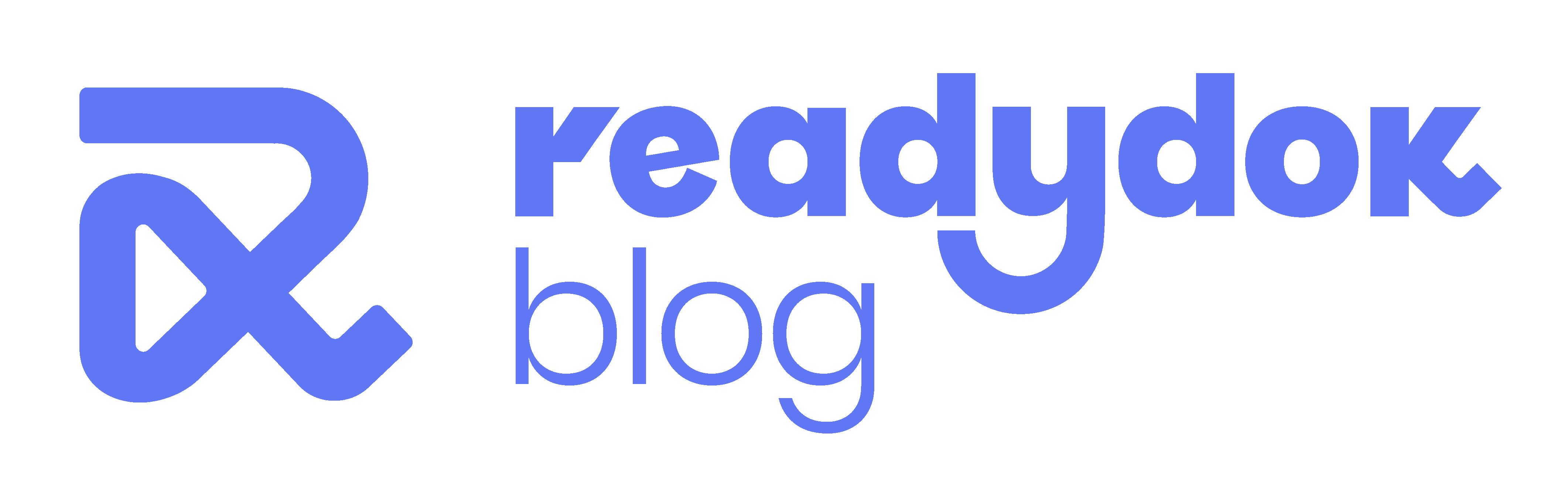 Blog ReadyDok